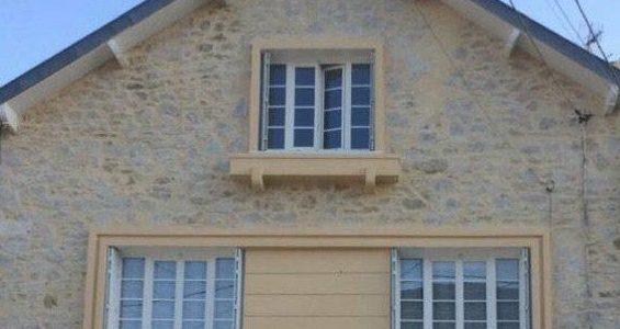 Une façade comme neuve à Limoges